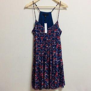 Sanctuary Navy Spring Fling Dress Size (M)